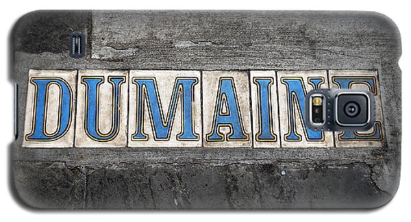 Dumaine Galaxy S5 Case by Beth Vincent