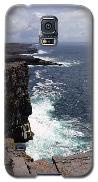 Dun Aengus Cliffs Galaxy S5 Case