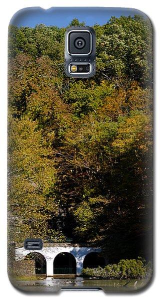 Dunbar Cave And Swan Lake Galaxy S5 Case