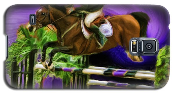 Duncan Mcfarlane On Horse Mr Whoopy Galaxy S5 Case