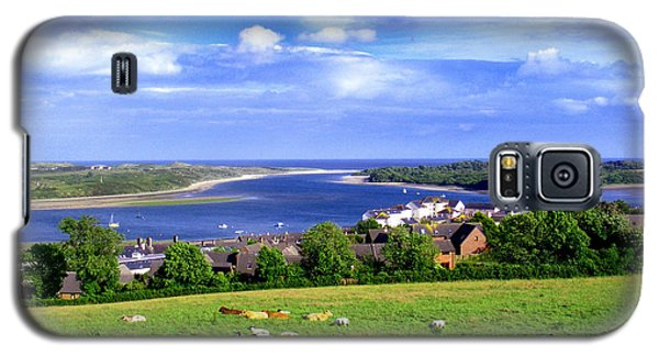 Dundrum Bay Irish Coastal Scene Galaxy S5 Case by Nina Ficur Feenan