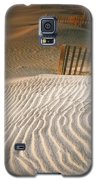 Galaxy S5 Case featuring the photograph Dune Patterns IIi by Steven Ainsworth