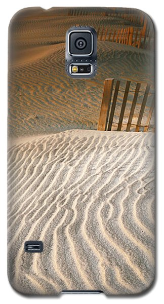 Dune Patterns IIi Galaxy S5 Case by Steven Ainsworth