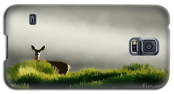 Dunes Deer P Galaxy S5 Case