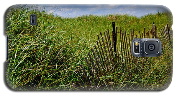 Dunes On Prince Edward Island Galaxy S5 Case by Bonnie Fink