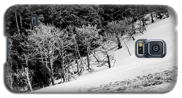 Dunes Or Trees Galaxy S5 Case