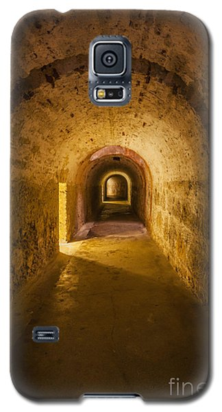 Dungeon At Castillo San Cristobal In Old San Juan Puerto Rico Galaxy S5 Case