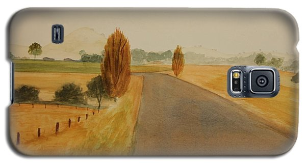 Dungog Area Nsw Australia Galaxy S5 Case by Tim Mullaney