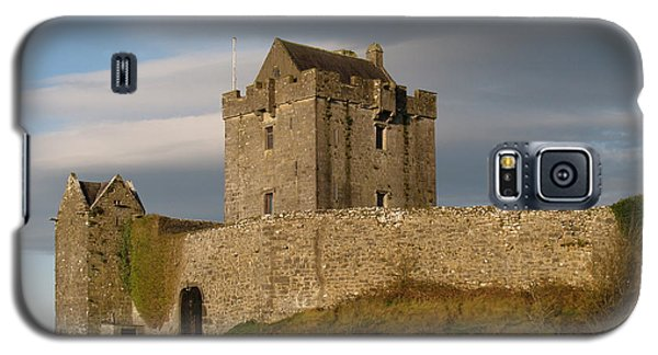 Dunguire Castle Galaxy S5 Case by Kathleen Scanlan
