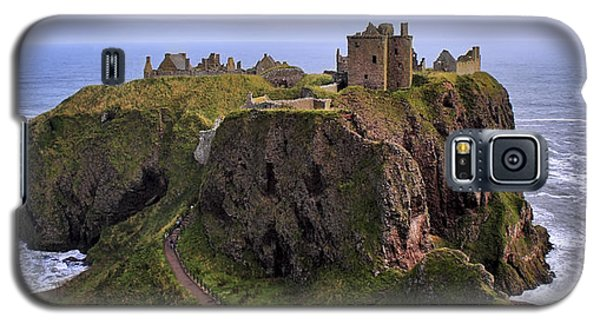 Dunnottar Castle Panorama Galaxy S5 Case