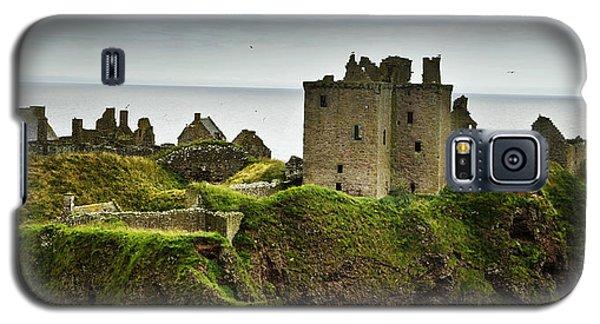 Dunnottar Castle Scotland Galaxy S5 Case