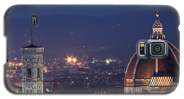Duomo At Night Florence Italy Galaxy S5 Case