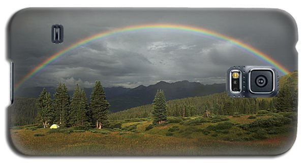 Durango Double Rainbow Galaxy S5 Case