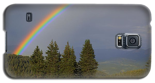 Durango Rainbow Galaxy S5 Case