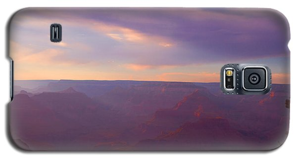 Dusk At The Grand Canyon Galaxy S5 Case