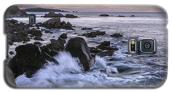 Dusk At West Quoddy Head Light Galaxy S5 Case