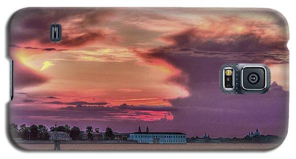 Dusk In Venice Galaxy S5 Case