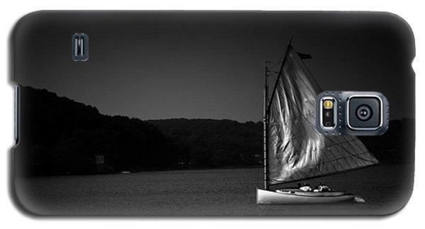 Dusk On Mystic River Galaxy S5 Case
