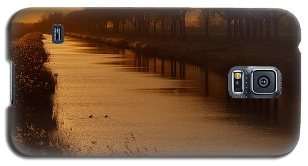 Galaxy S5 Case featuring the photograph Dutch Landscape by Nick  Biemans