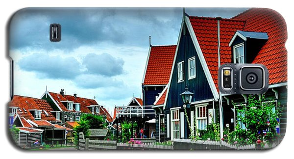 Galaxy S5 Case featuring the photograph Dutch Village by Joe  Ng