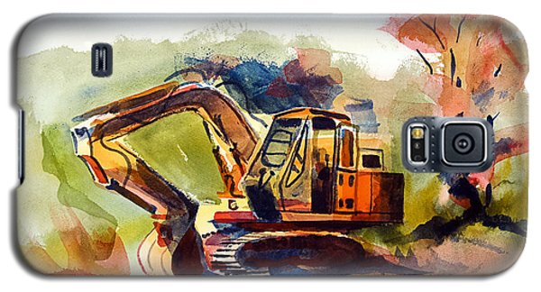 Duty Dozer II Galaxy S5 Case