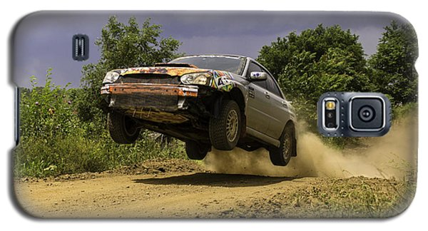 Dw Rally Team Takes Flight Galaxy S5 Case