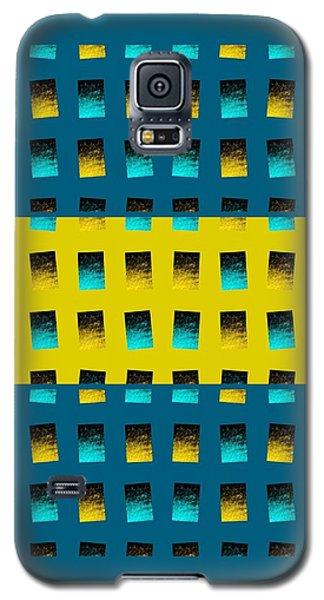 Galaxy S5 Case featuring the digital art Dwell-no4 by Darla Wood