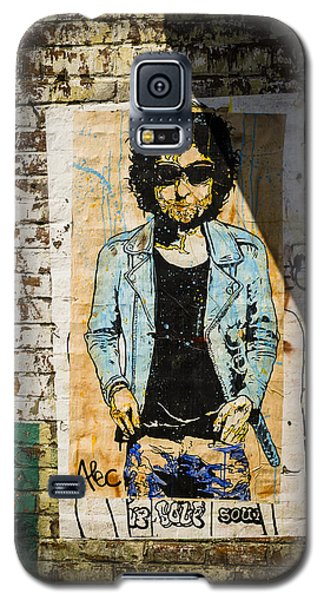 Dylan In New York Galaxy S5 Case