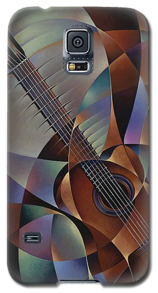 Dynamic Guitar Galaxy S5 Case