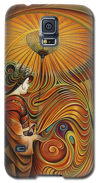 Dynamic Oriental Galaxy S5 Case