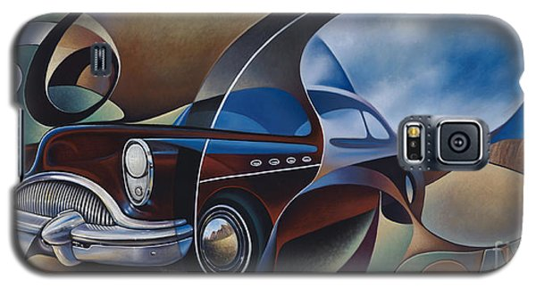 Dynamic Route 66 Galaxy S5 Case