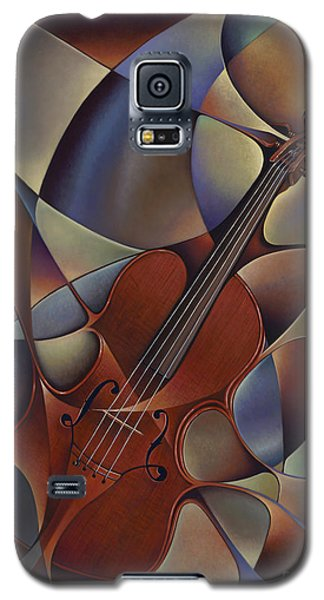Dynamic Violin Galaxy S5 Case