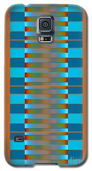Galaxy S5 Case featuring the digital art Dynamics Fete 1b by Darla Wood