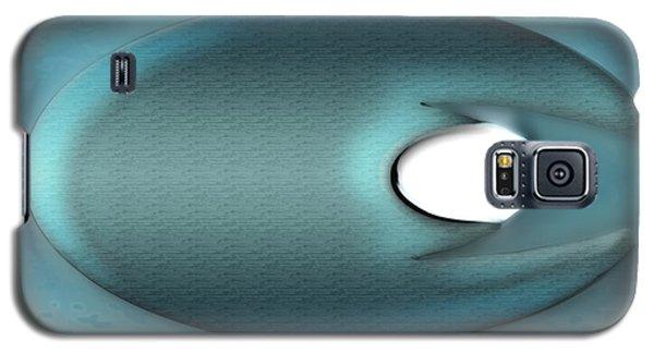 Eagerman Blue Galaxy S5 Case