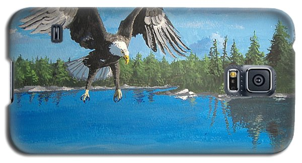 Eagle Attack Galaxy S5 Case