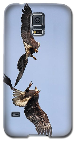 Eagle Ballet Galaxy S5 Case