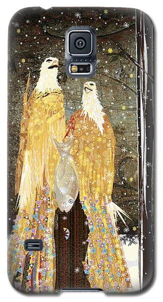 Winter Dress Galaxy S5 Case by Kim Prowse