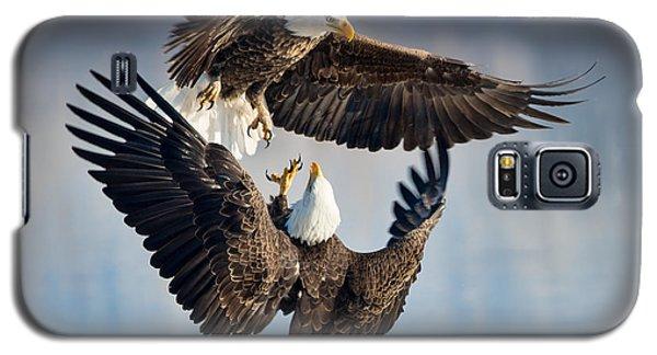 Eagle Fight Galaxy S5 Case