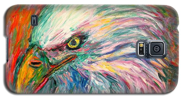 Eagle Fire Galaxy S5 Case