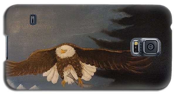 Eagle Flying Galaxy S5 Case