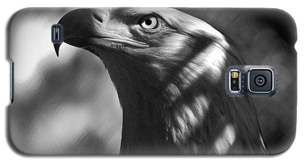 Eagle In Shadows Galaxy S5 Case