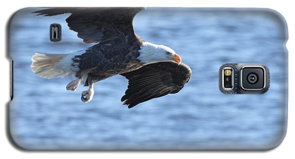 Eagle On The Mississippi Galaxy S5 Case