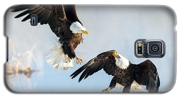 Eagle Showdown Galaxy S5 Case