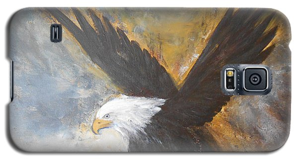 Eagle Spirit 2 Galaxy S5 Case by Jane  See