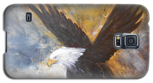 Eagle Spirit Galaxy S5 Case by Jane  See