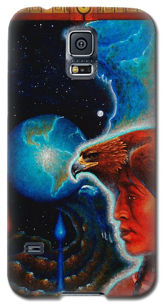Eagle's Roost Galaxy S5 Case