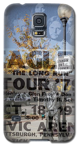 Eagles The Long Run Tour Galaxy S5 Case