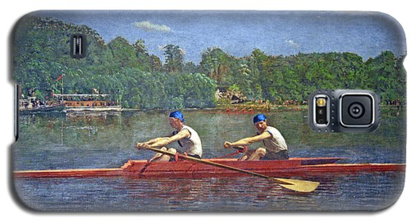 Eakins' The Biglin Brothers Racing Galaxy S5 Case