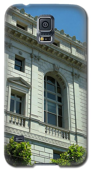 Earl Warren Building - San Francisco Galaxy S5 Case by Connie Fox