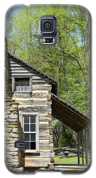 Early Appalachian Home Galaxy S5 Case by Mark Minier